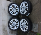 "Genuine Set (4) 17"" volkswagen Brand new alloy wheels"