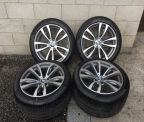 "Genuine Set (4) 20"" BMW X5 M Sport 469 Alloy Wheels"